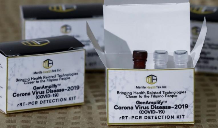 test kit COVID-19