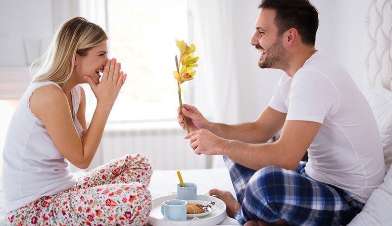 hubungan harmonis dengan suami