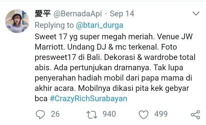 crazy rich surabaya 2