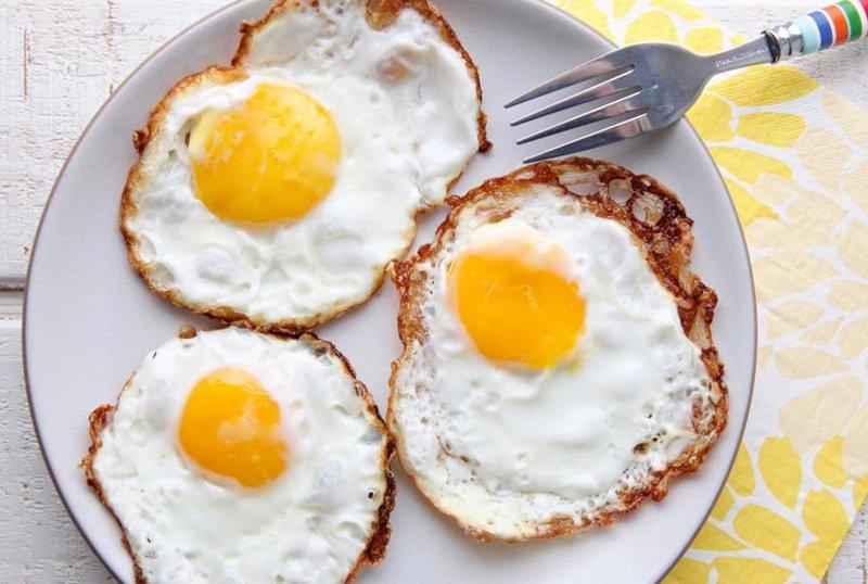 crispy fried egg 1