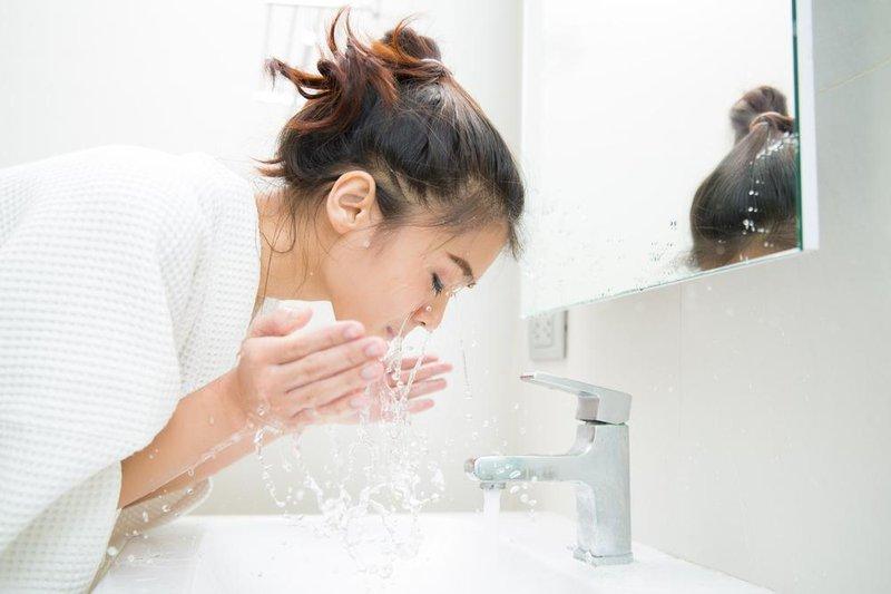 cuci muka