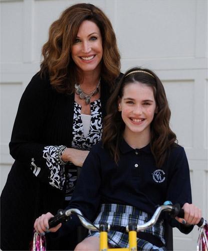 cynthia cindy cerebral palsy