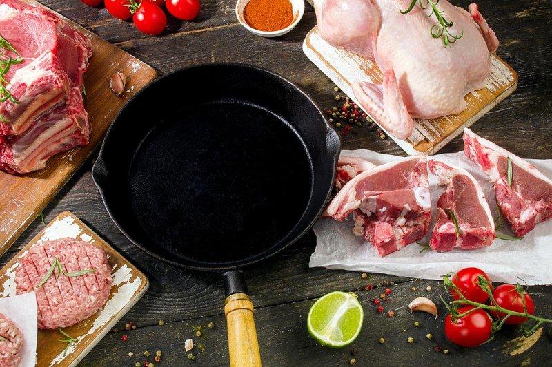 daging ayam vs daging bebek, mana yang lebih sehat 5