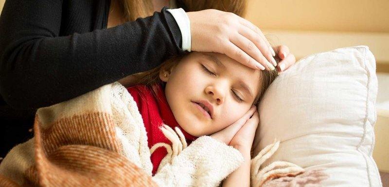 Dehidrasi pada anak, Foto : Orami Photo Stock
