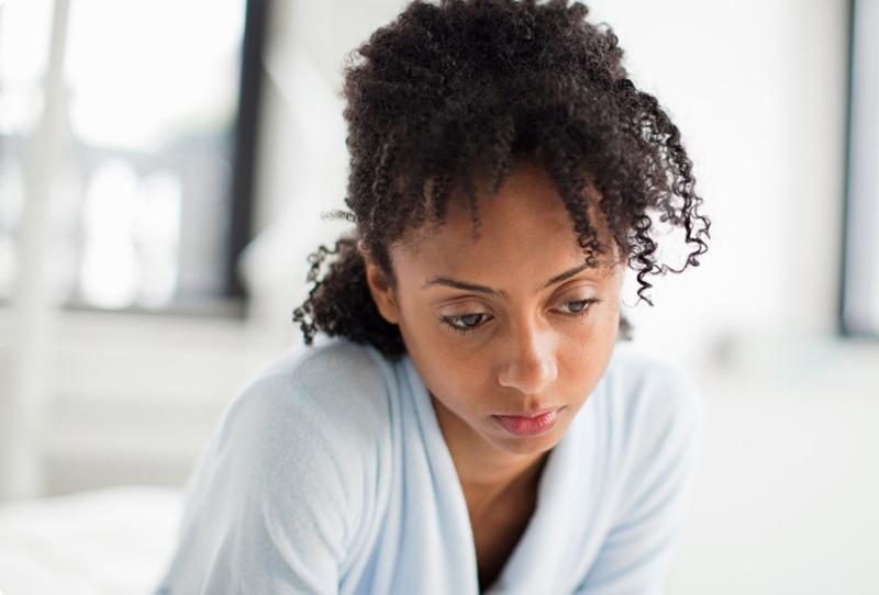 depression sadness suicide woman