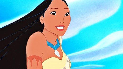 disney princess, karakter disney princess yang kuat
