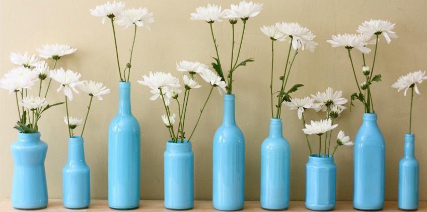 Yuk Sulap Botol Bekas Jadi Pot Bunga Lucu Ini