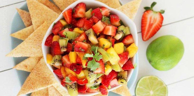 Salad Buah untuk Diet