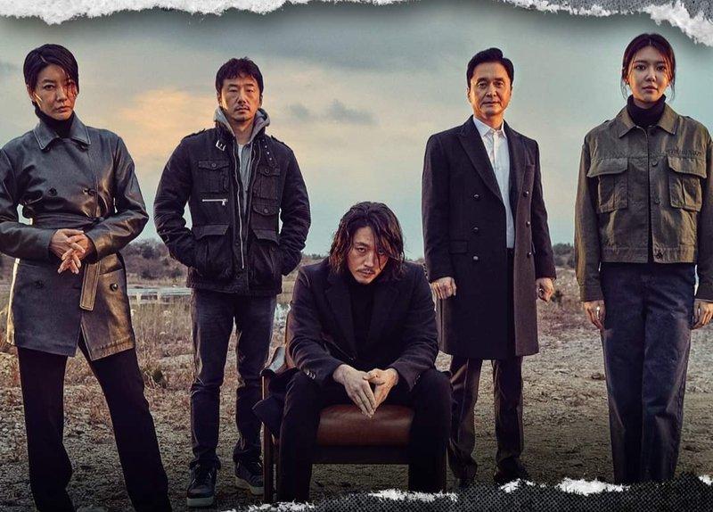 drama korea tema kriminal