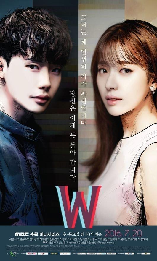 drama korea tentang cinta beda dunia