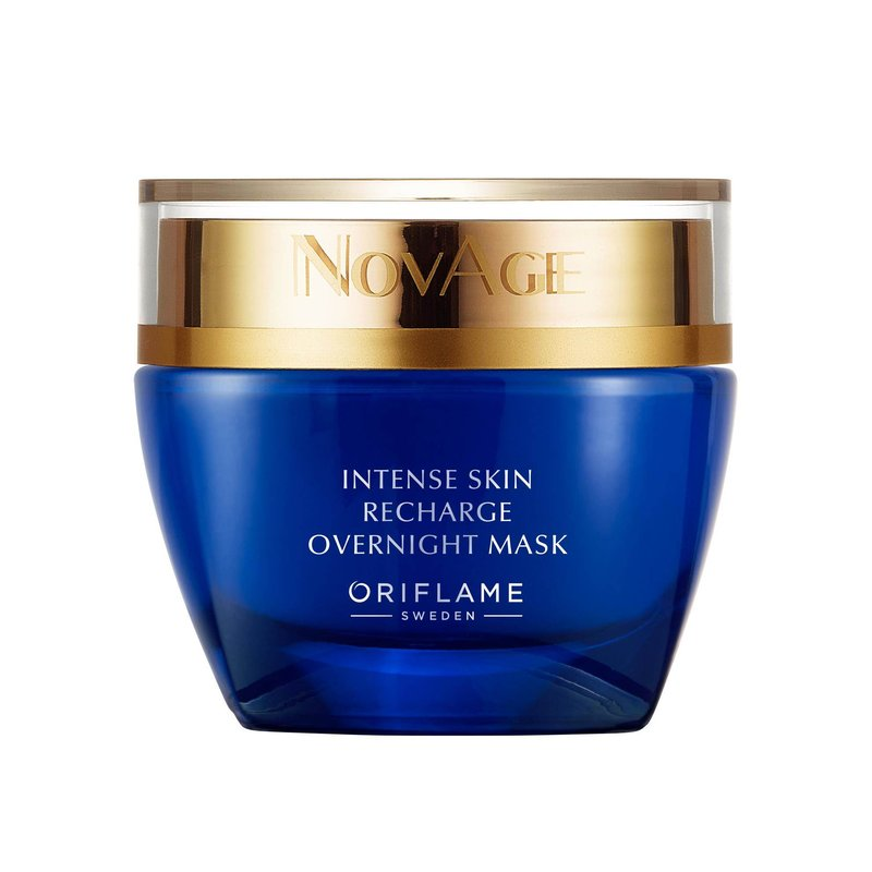 NovAge Skin recharge overnight mask