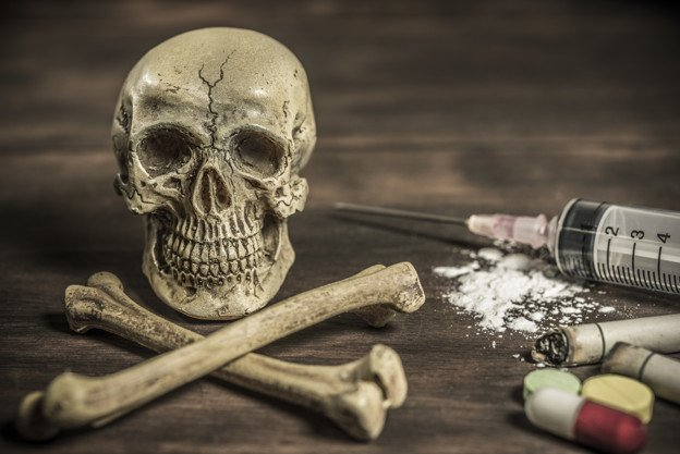 Narkotika zat adiktif
