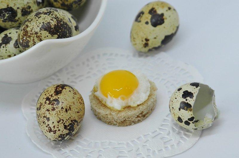 Kaya Nutrisi, Ini X Resep MPASI 8 Bulan Berbahan Telur Puyuh