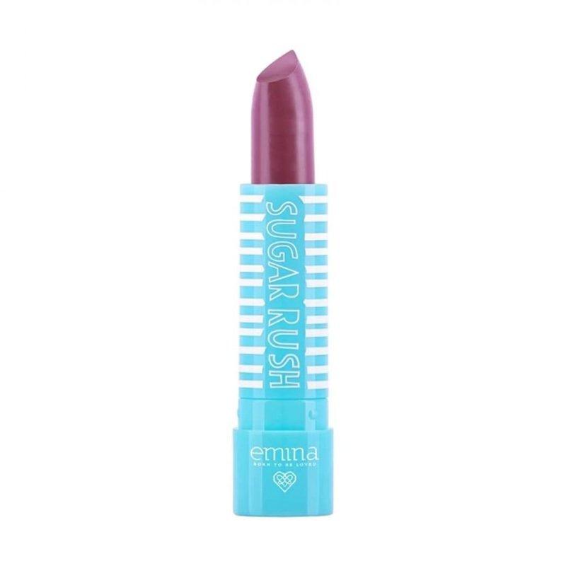 emina emina sugar rush lipstick 03 cherry bomb full02