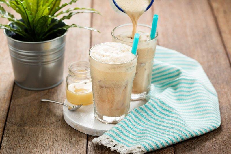 kreasi es teh untuk buka puasa