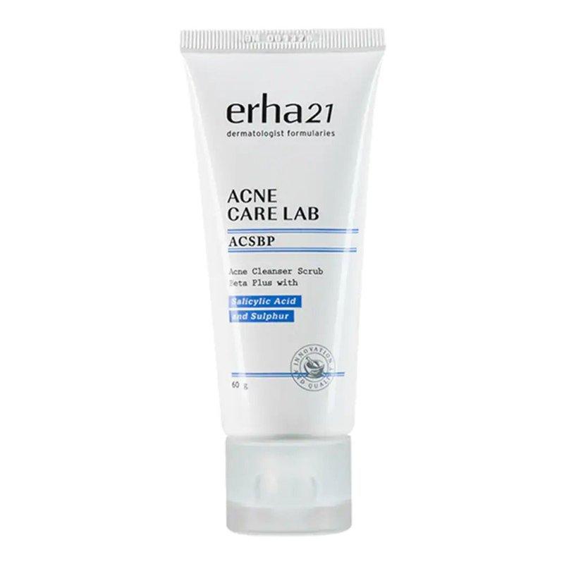 ERHA Acne Cleanser Scrub Beta Plus
