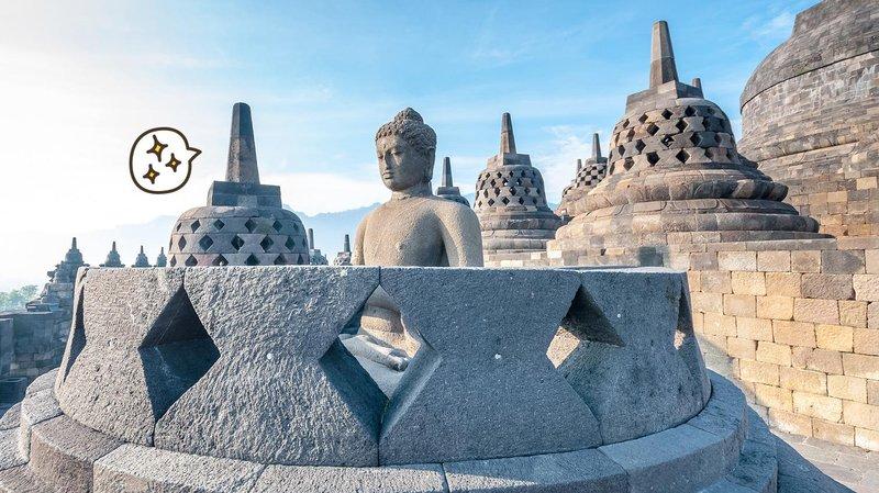 Wisata Magelang - Candi Borobudur