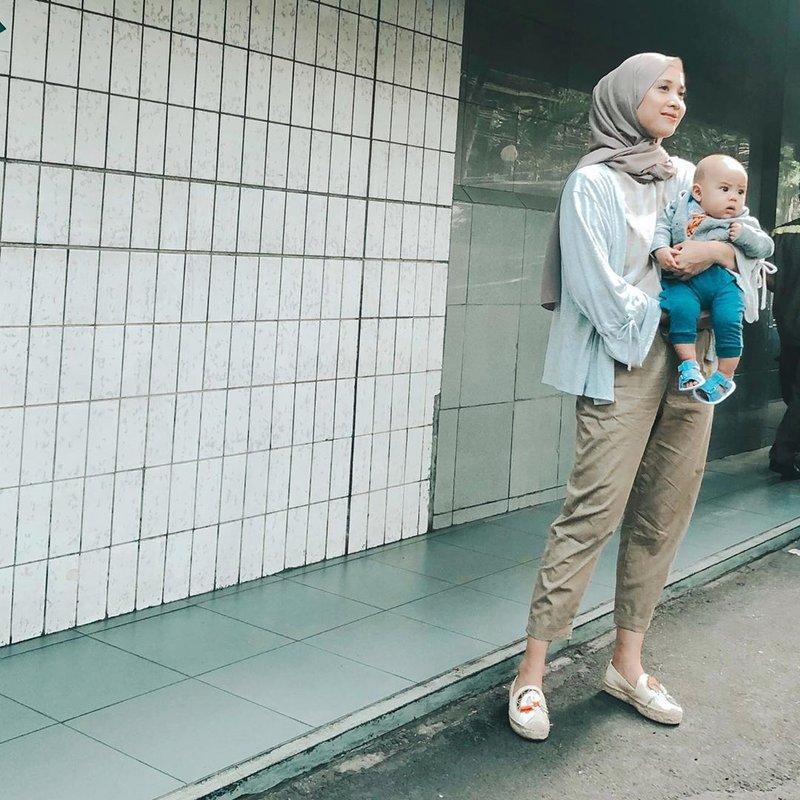 busana hijab fanny fabriana