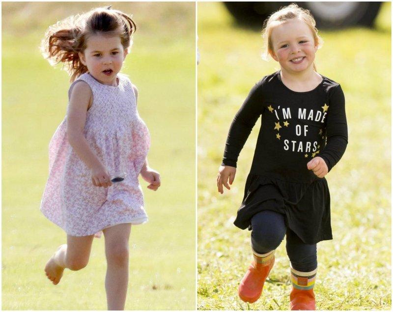 fashion putri charlotte dan mia tindall 2