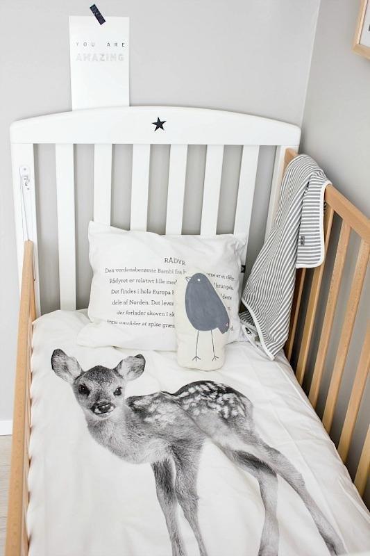 fawn bedding