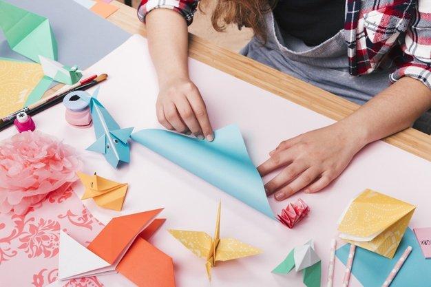 Manfaat origami