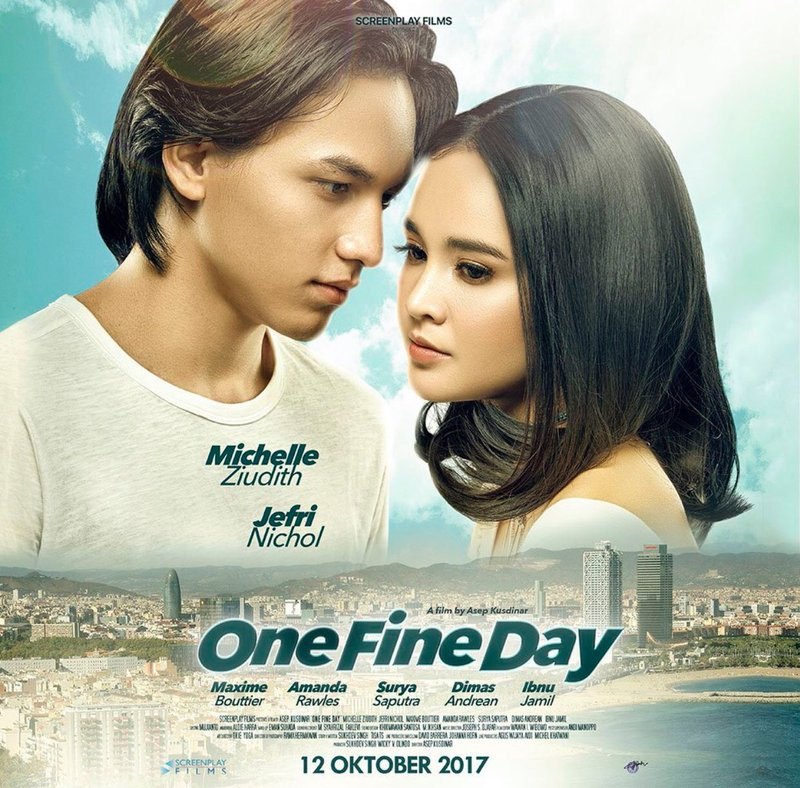 film Indonesia yang berlatar belakang di luar negeri