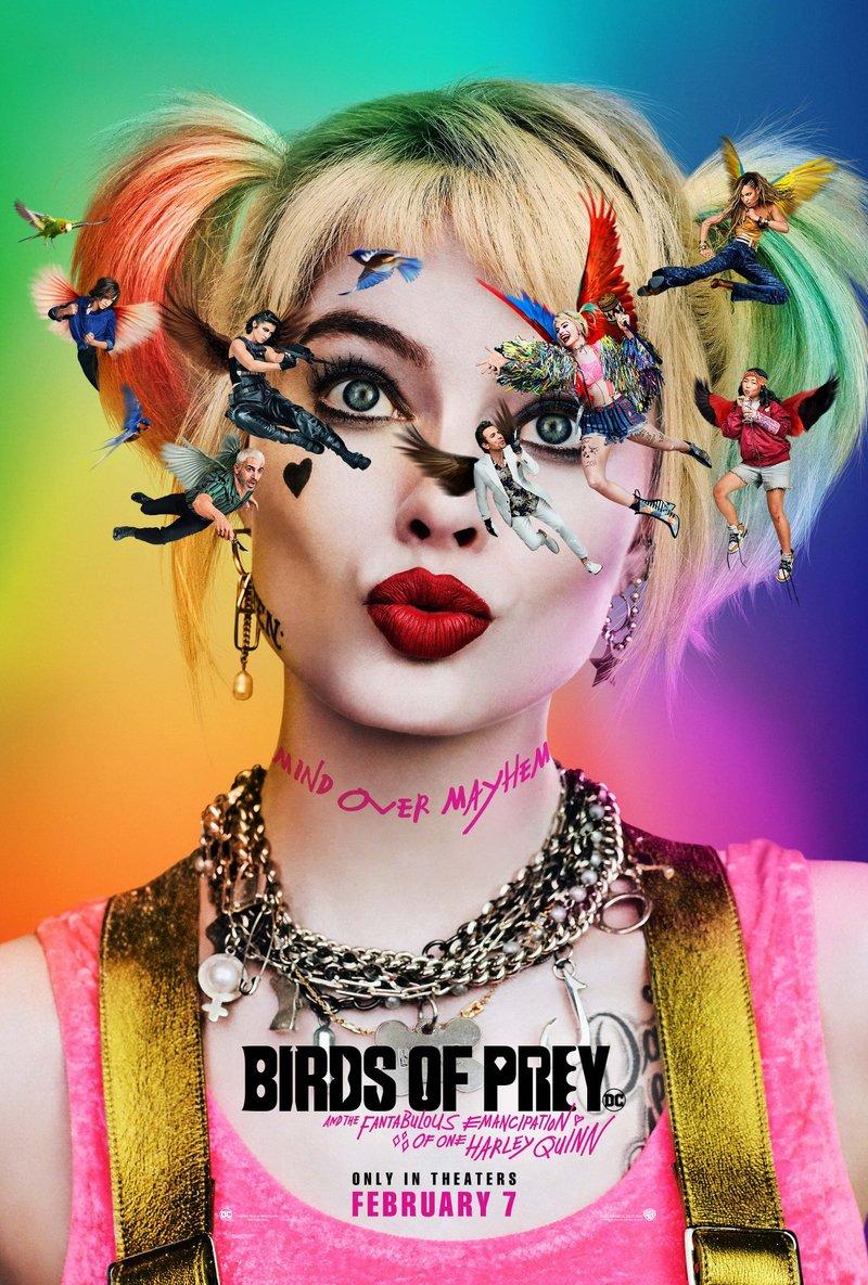 film Hollywood bulan Februari-Birds of Prey (and the Fantabulous Emancipation of One Harley Quinn).jpeg