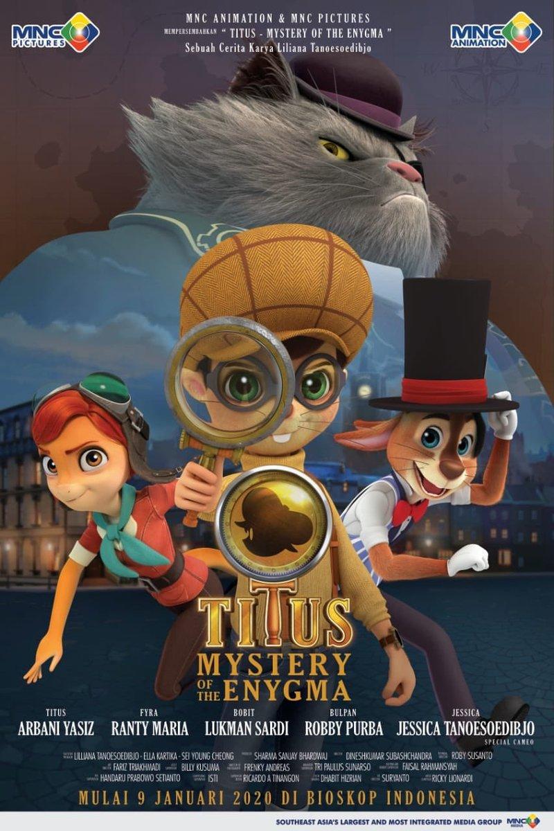 film animasi Indonesia-Titus Mystery of The Enygma.jpg