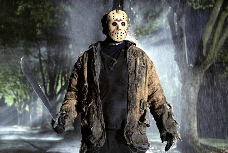 film horor friday the 13th jason voorhees