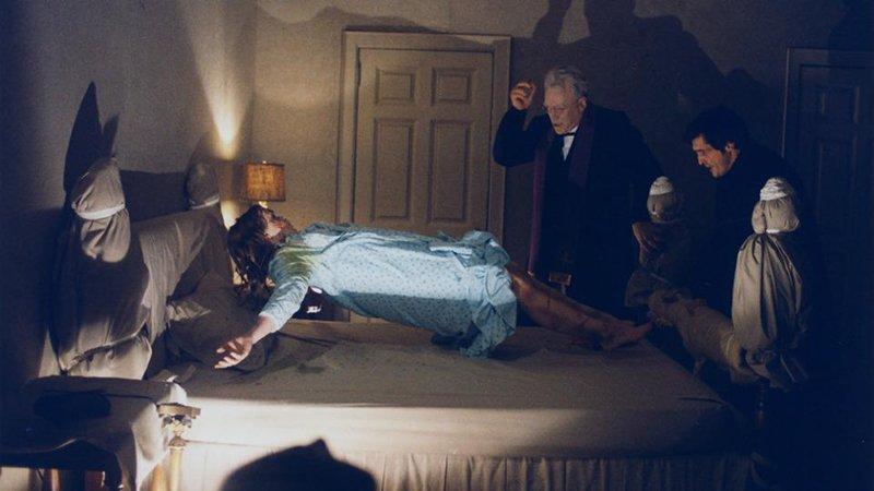 film horor the exorcist 1973