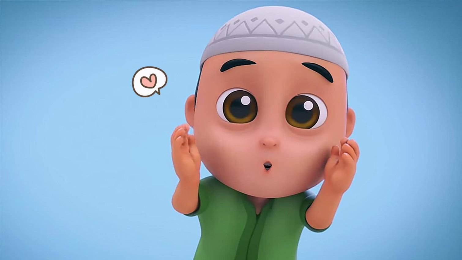 3 Serial Dan Kartun Yang Mengajarkan Anak Tentang Agama