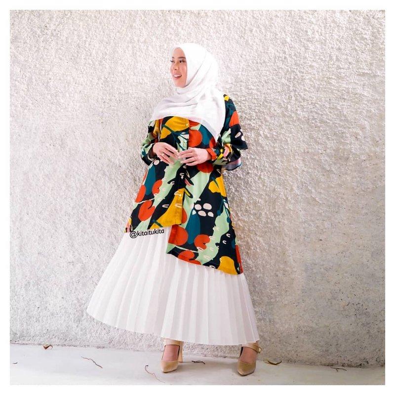 fashion kehamilan fitri tropica