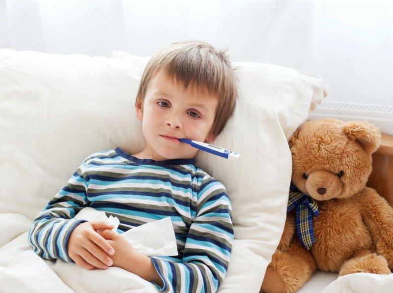 flu kid fotolia