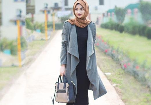 foto artikel hijab outerwear