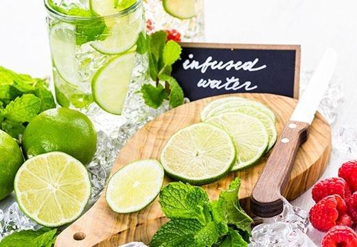 foto artikel infused water