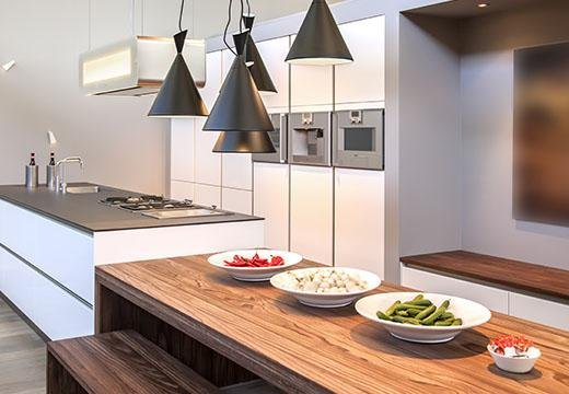 foto artikel kitchen mewah