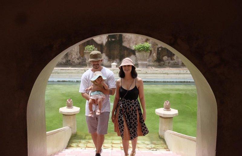 foto keluarga rio dewanto