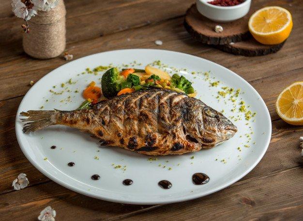 Tips makan ikan tilapia