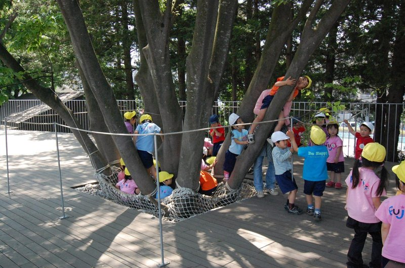 fuji kindergarten tezuka architecture education playgrounds japan tokyo dezeen 2364 col 2 1704x1133