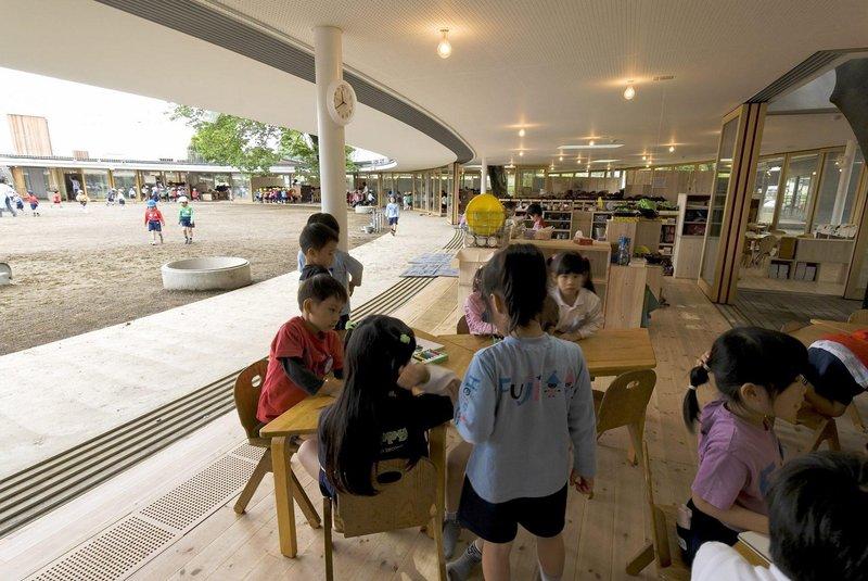 fuji kindergarten tezuka architecture education playgrounds japan tokyo dezeen 2364 col 4 1704x1141