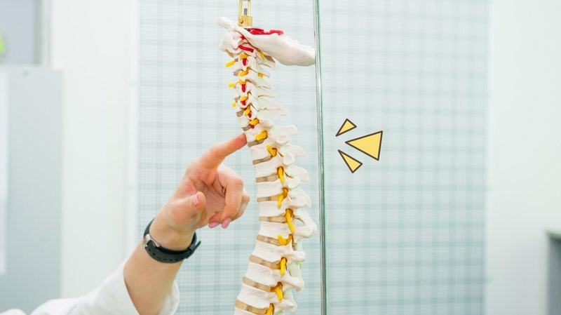 gangguan tulang belakang
