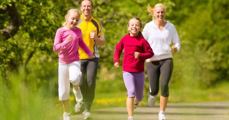 anak beraktivitas fisik, aktivitas fisik anak