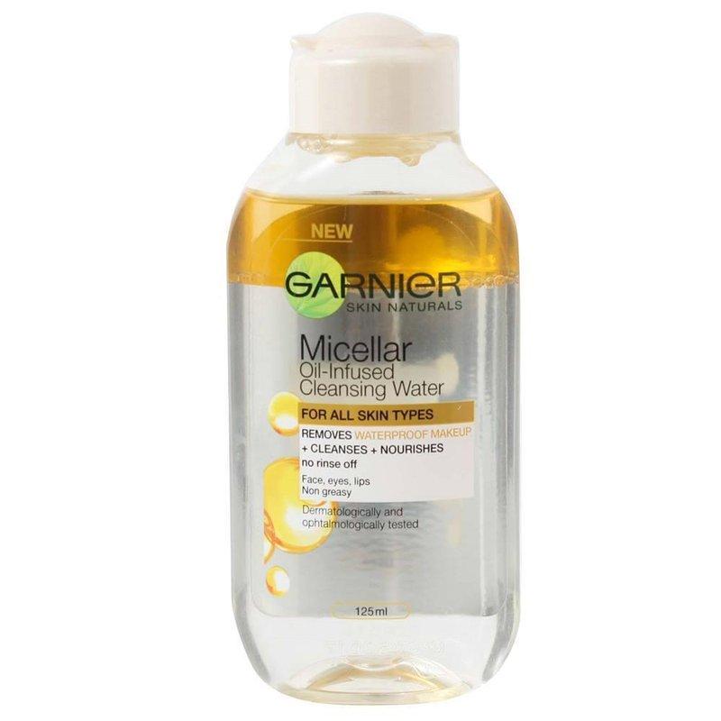 garnier oil