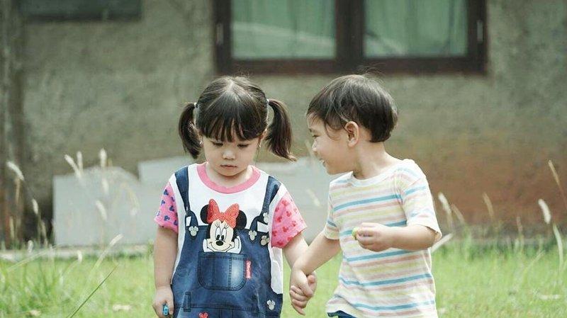 gemasnya, ini xx foto persahabatan anak anak artis hero