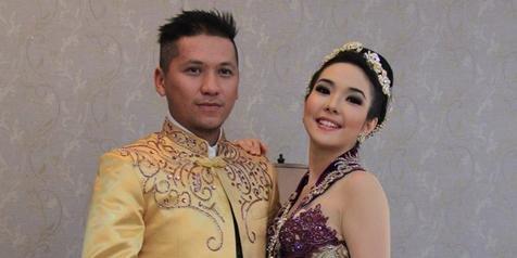 gisella menikah dengan gading marten