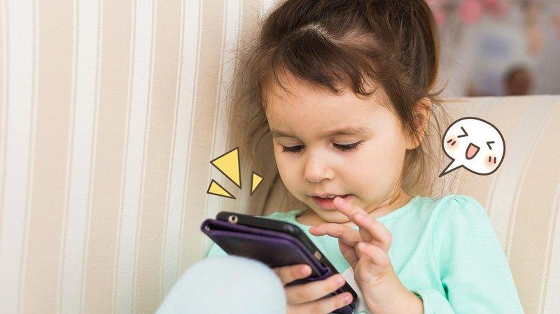 hal yang membuat anak kecanduan gadget hero