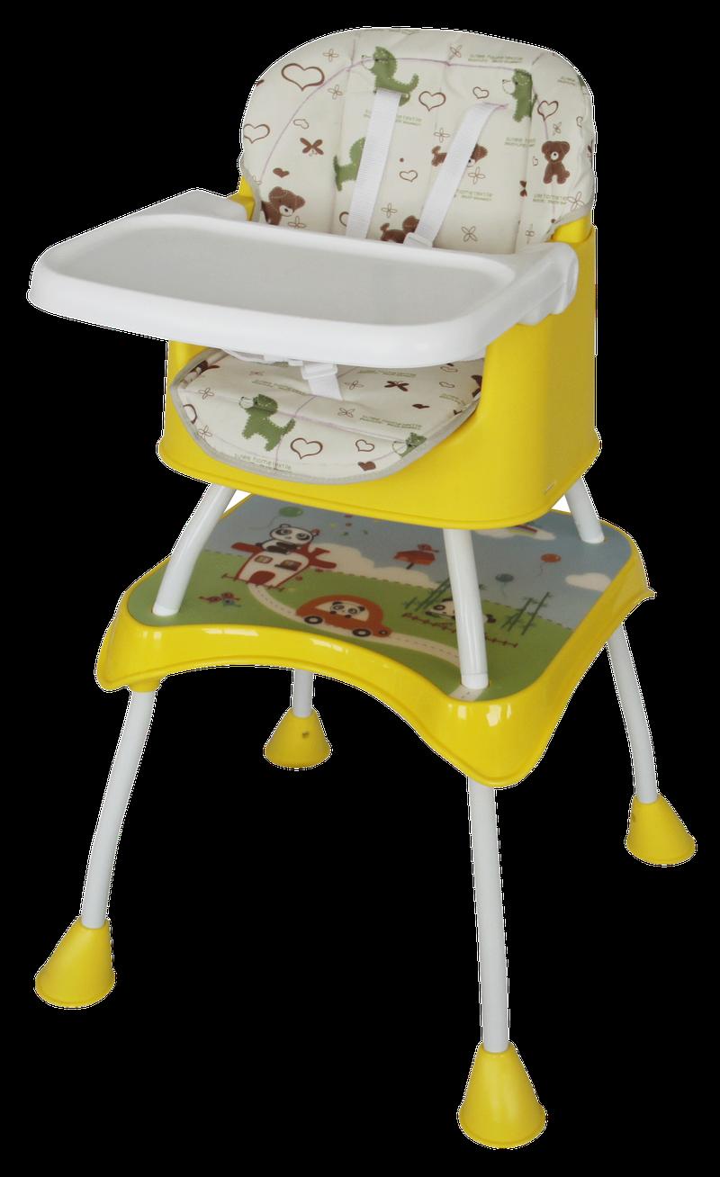 review kursi makan baby safe 4 in 1