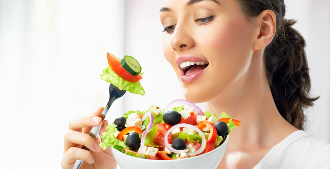 healthy eating tips for women at 401