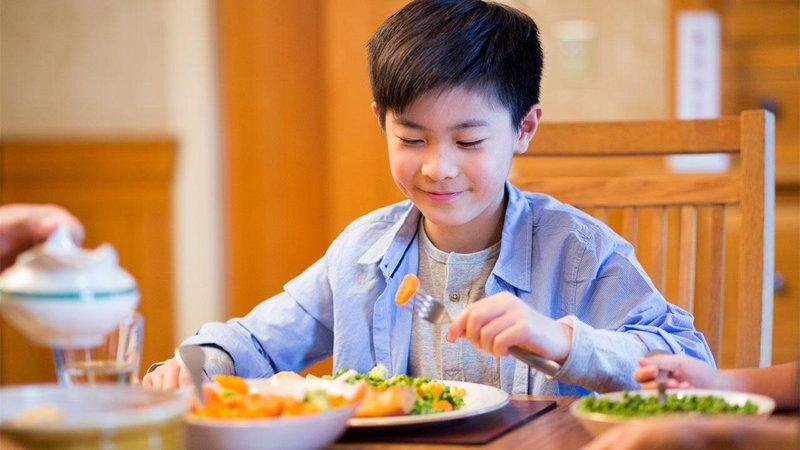 healthy food school age children