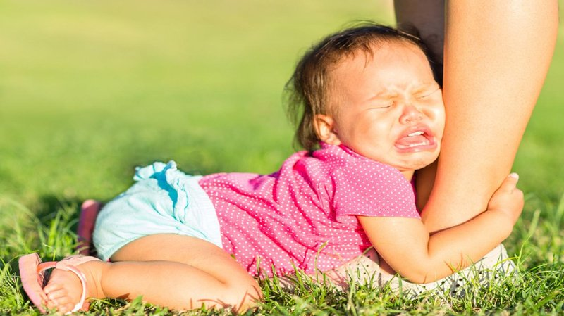 temper tantrum pada anak